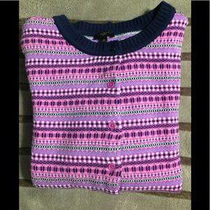❄️ Women's Talbots Cardigan Sweater